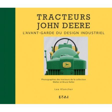 TRACTEURS JOHN DEERE  - Livre