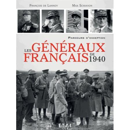 Les Généraux Français de 1940 - Livre