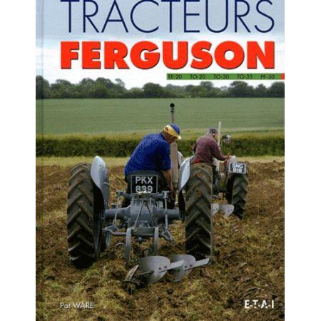 TRACTEURS FERGUSON - Livre
