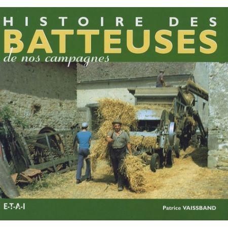 BATTEUSES DE CAMPAGNES - Livre