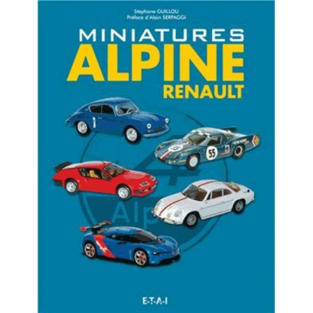 Miniatures ALPINE 1/43 - Livre