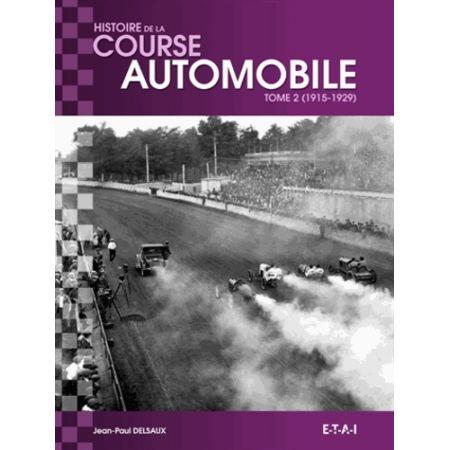 COURSE AUTOMOBILE 15-29 - Livre