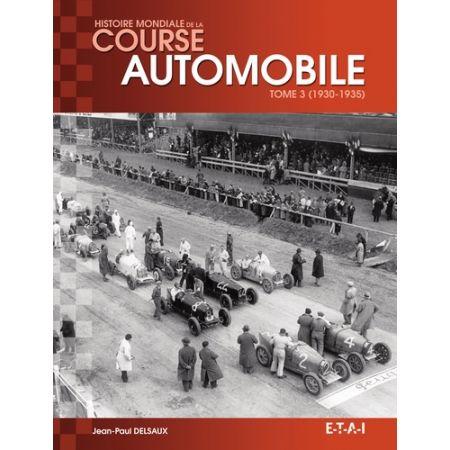 COURSE AUTOMOBILE 30-35 - Livre
