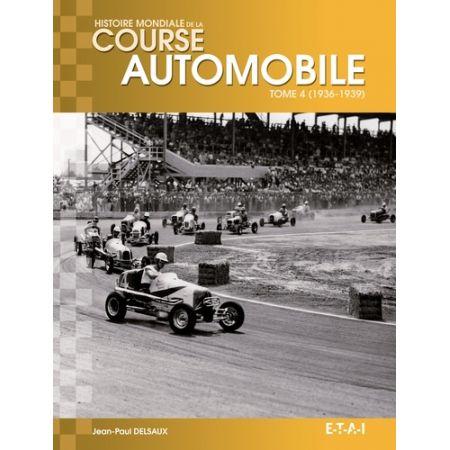 COURSE AUTOMOBILE 36-39 - Livre