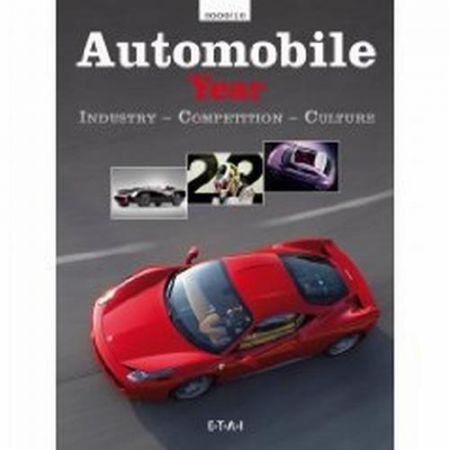 Automobile year T57 09-10 - Livre Anglais