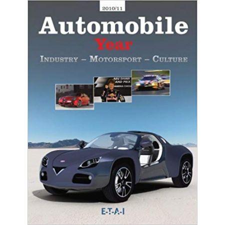 Automobile year T58 10-11 - Livre Anglais