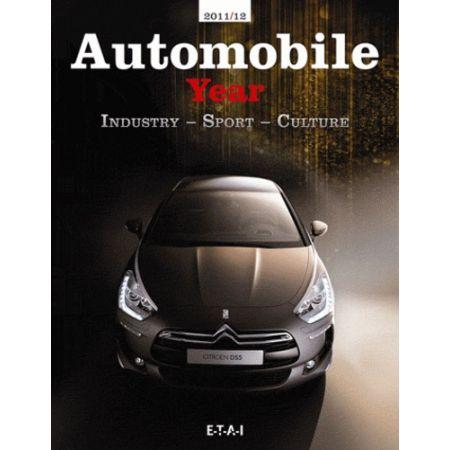 Automobile year T59 11-12 - Livre Anglais