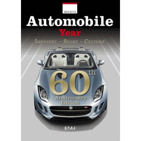 Automobile year T60 12-13 - Livre Anglais