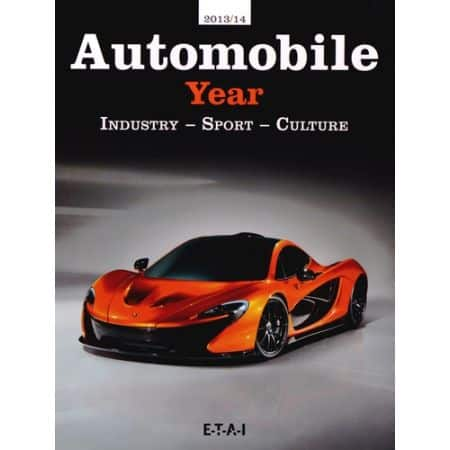 Automobile year T61 13-14 - Livre Anglais