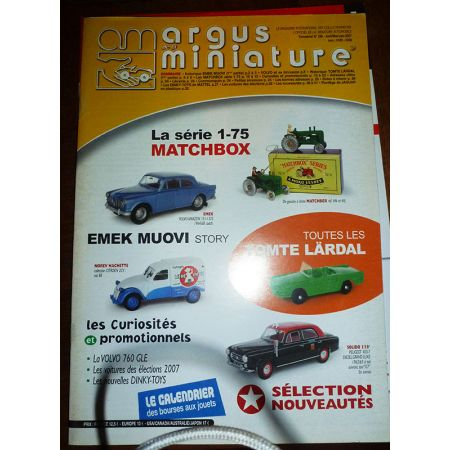 Argus Miniature 238 - Magazine