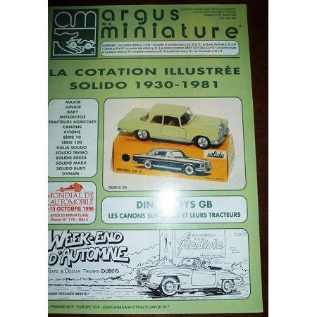 Argus Miniature 181 - Magazine