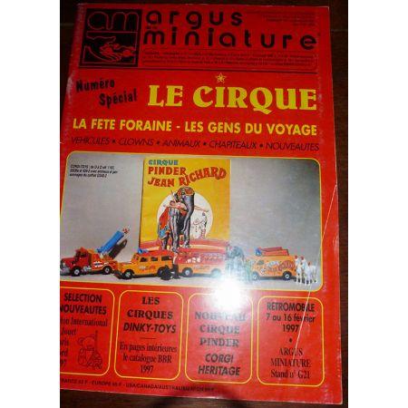Argus Miniature 183 - Magazine