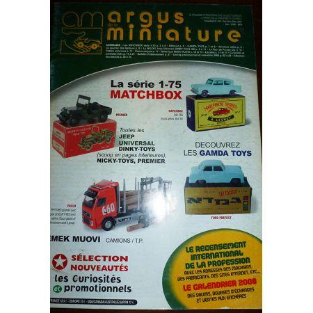 Argus Miniature 240 - Magazine