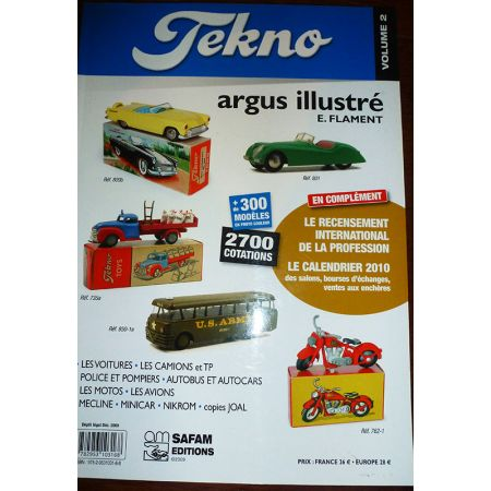 Tekno vol2 - Magazine