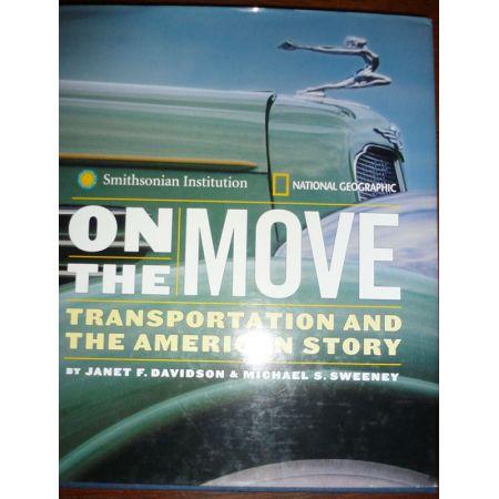 On the Move - Livre Anglais