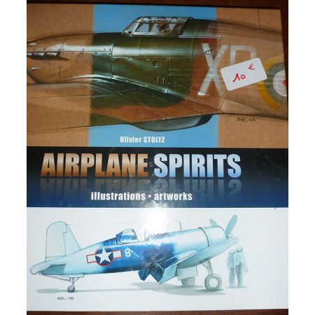 Airplaine Spirit  - Livre