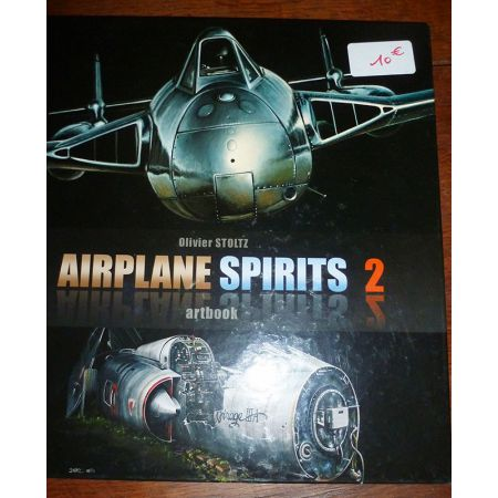 Airplaine Spirit 2 - Livre