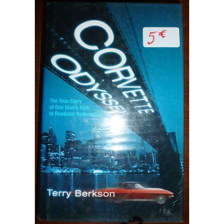 Corvette Odyssey - Livre Anglais