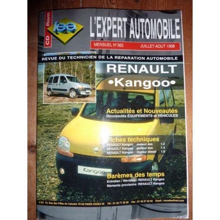 Kangoo Revue Technique Renault