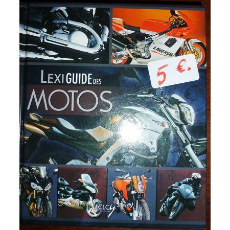 Lexiguide des motos - Livre