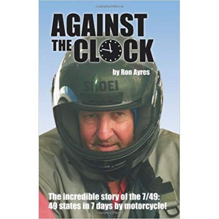 Against the Clock - Livre Anglais