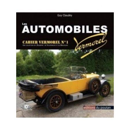 Les automobiles Vermorel - Livre