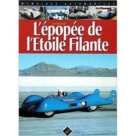 EPOPEE DE L ETOILE FILANTE - Livre