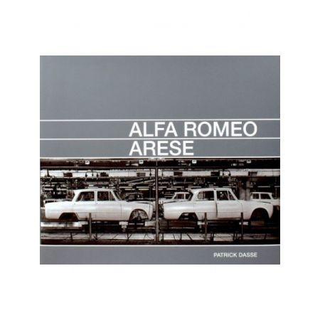 ALFA ROMEO ARESE - Livre Anglais