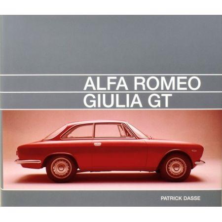 ALFA ROMEO GIULIA GT - Livre Anglais