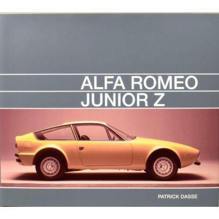 ALFA ROMEO JUNIOR Z - Livre Anglais