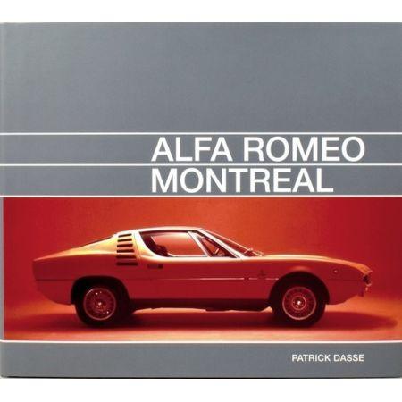 ALFA ROMEO MONTREAL - Livre Anglais
