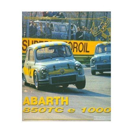ABARTH 850TC e 1000 - Livre Italien