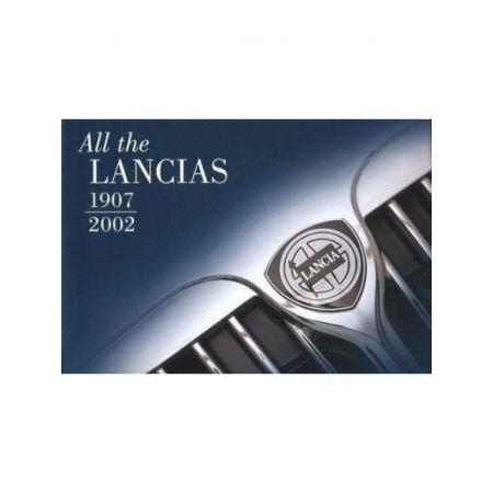 ALL THE LANCIAS 07-02 - Livre Anglais