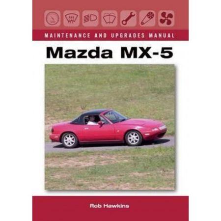 MAZDA MX-5 MANUAL - Livre Anglais