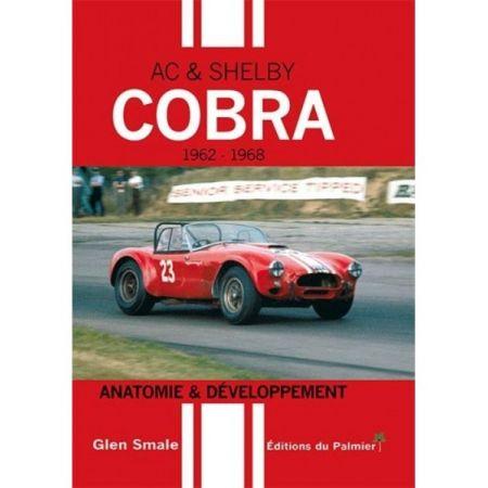 AC & SHELBY COBRA 62-68 - Livre