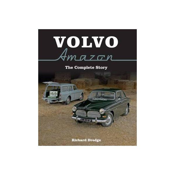 Volvo Amazon Livre Anglais