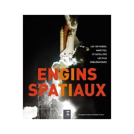 Engins Spatiaux - Livre