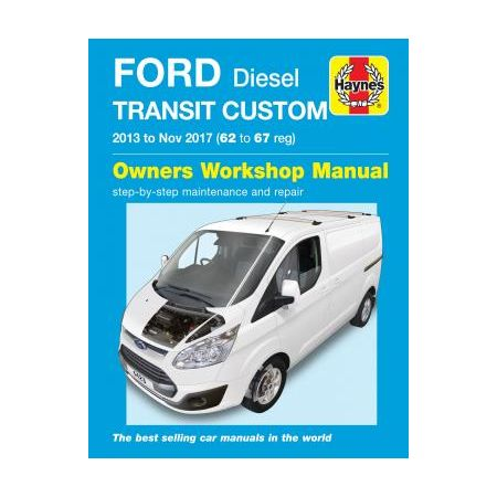 Transit Diesel 13 - 17 - Manuel FORD Anglais