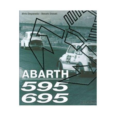 ABARTH 595 & 695 - Livre Italien
