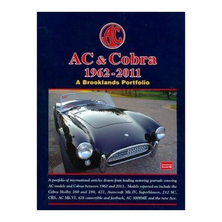 AC & COBRA 62-11- Livre Anglais