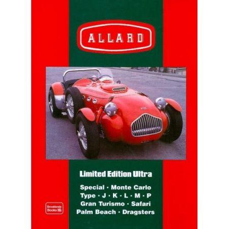 ALLARD SERIE LIMITED EDITION ULTRA - Livre Anglais