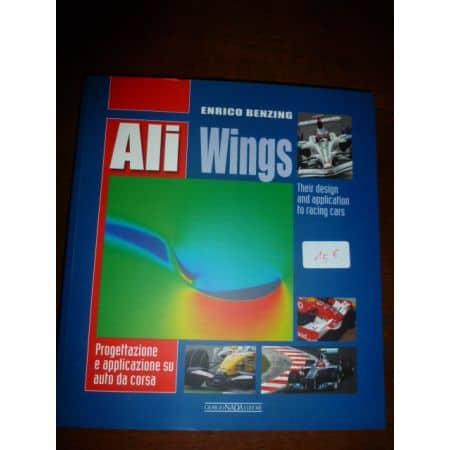 ALI Wings - livre Italien