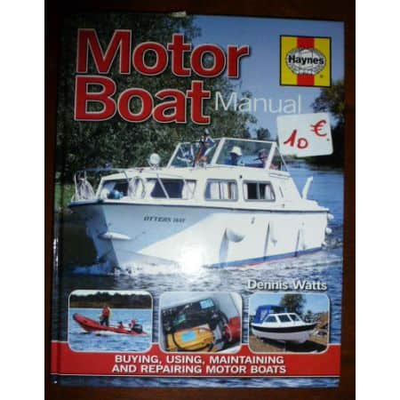 Motor Boat Manual - Livre Anglais