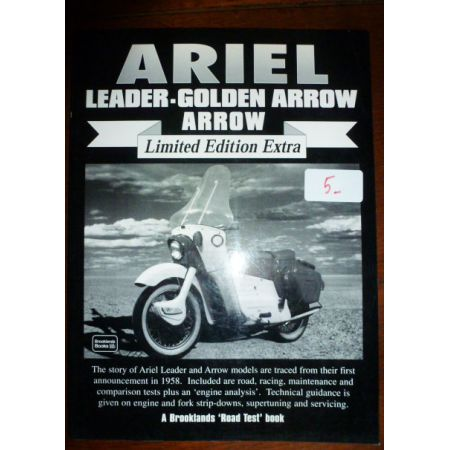 Ariel Leader-Golden Arrow - Livre Anglais