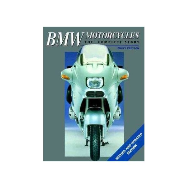 BMW Motorcycles : The Complete Story - Livre Anglais