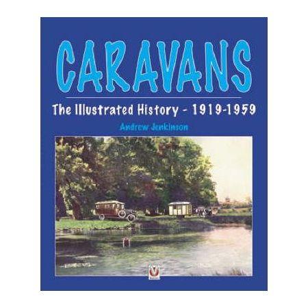 British Trailer Caravans 19-59 - Livre Anglais