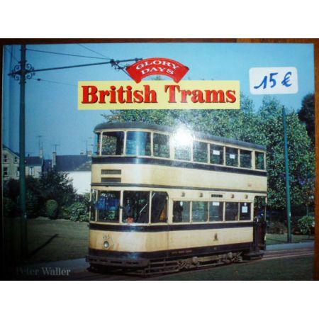 British Trams - Livre Anglais