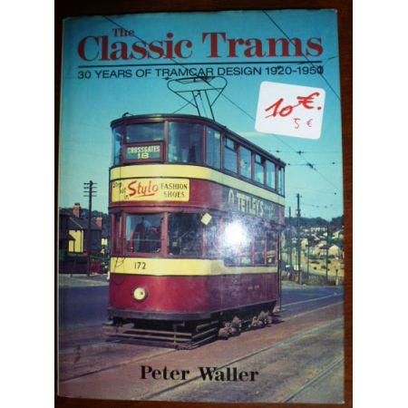 Classic Trams - Livre Anglais