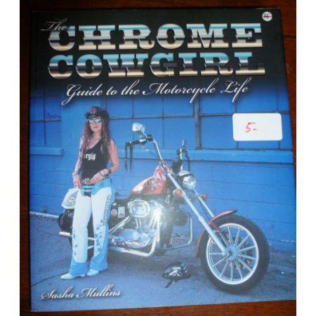 Chrome Cowgirl Guide - Livre Anglais