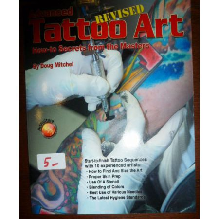 Advanced Tattoo Art - Livre Anglais